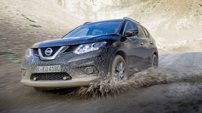 Nissan X-Trail, il più portato per l'off-road