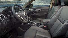 Nissan X-Trail, il posto guida