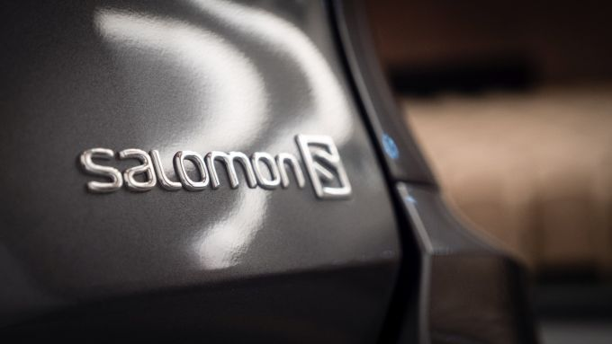 Nissan X-Trail Salomon: il badge esclusivo