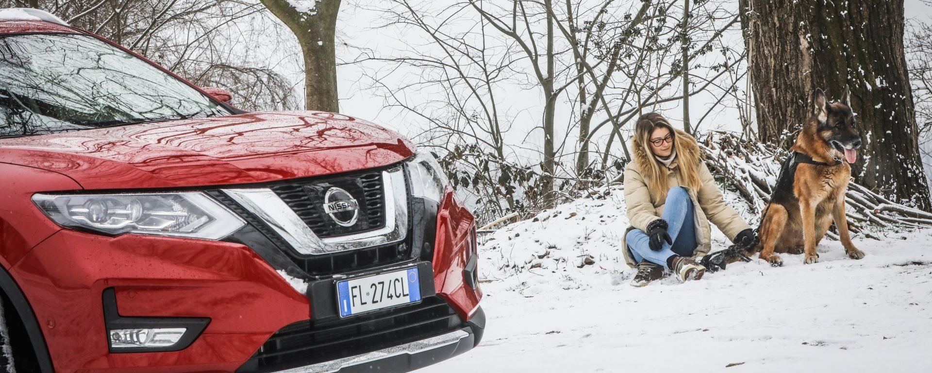 Nissan X-Trail Trainer: il contest dedicato all'allestimento per Fido