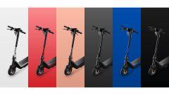 NIU Kick Scooter: i colori disponibili