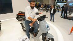 Niu MQiGT: a EICMA 2019 lo scooter elettrico cinese