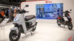 Niu mqigt: a eicma 2019 il nuovo scooter elettrico cinese - Immagine: 1