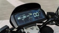 NIU NQi GTS Sport: il display LCD è completo e ben leggibile