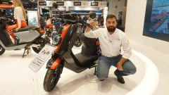 NIU NQIGTS: lo scooter elettrico sportivo e superconnesso