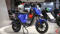 NIU UQIGT PRO: il mix tra e-bike e scooter a Eicma 2019 - Immagine: 3
