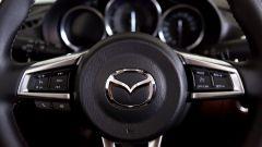 nMazda MX-5 RF: dettaglio del volante