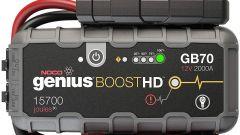 NOCO Genius Boost Plus GB40, avviatore d'emergenza automatico
