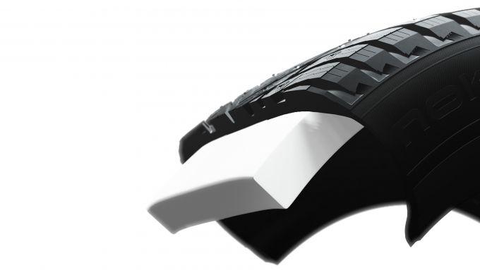 Nokian Hakkapeliitta 10, Silent Drive Technology