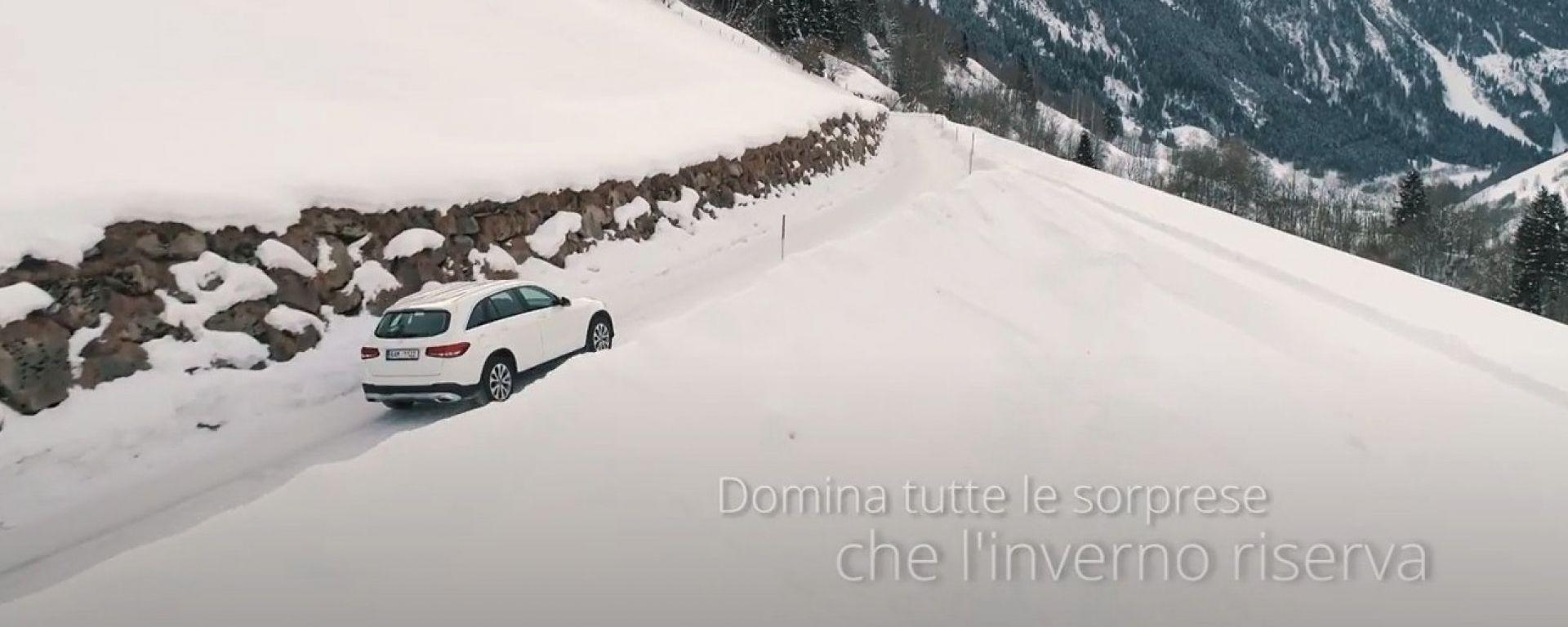 Nokian WR SUV 4: il nuovo pneumatico invernale per Suv [VIDEO]