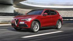Noleggio Alfa Romeo Stelvio con Hertz