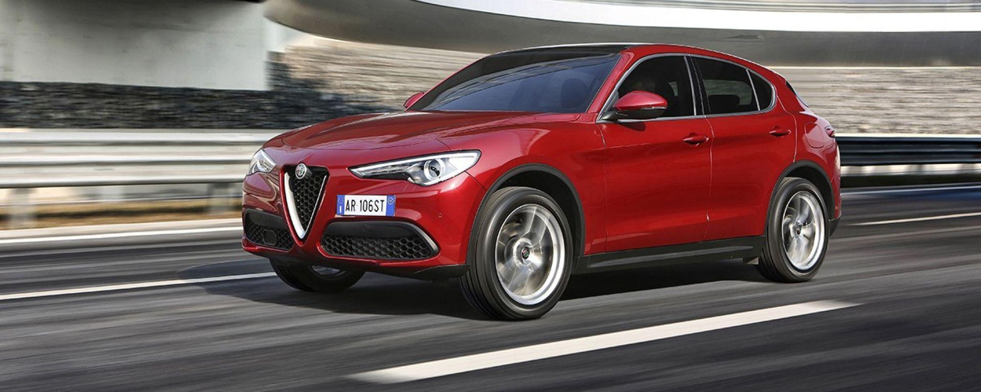 Alfa Romeo Stelvio: si noleggia con Hertz