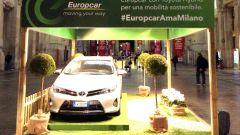 Europcar: boom per le ibride Toyota - Immagine: 2