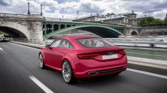 Non è l'Audi TT a 4 porte in arrivo, ma l'Audi A3 Sportback