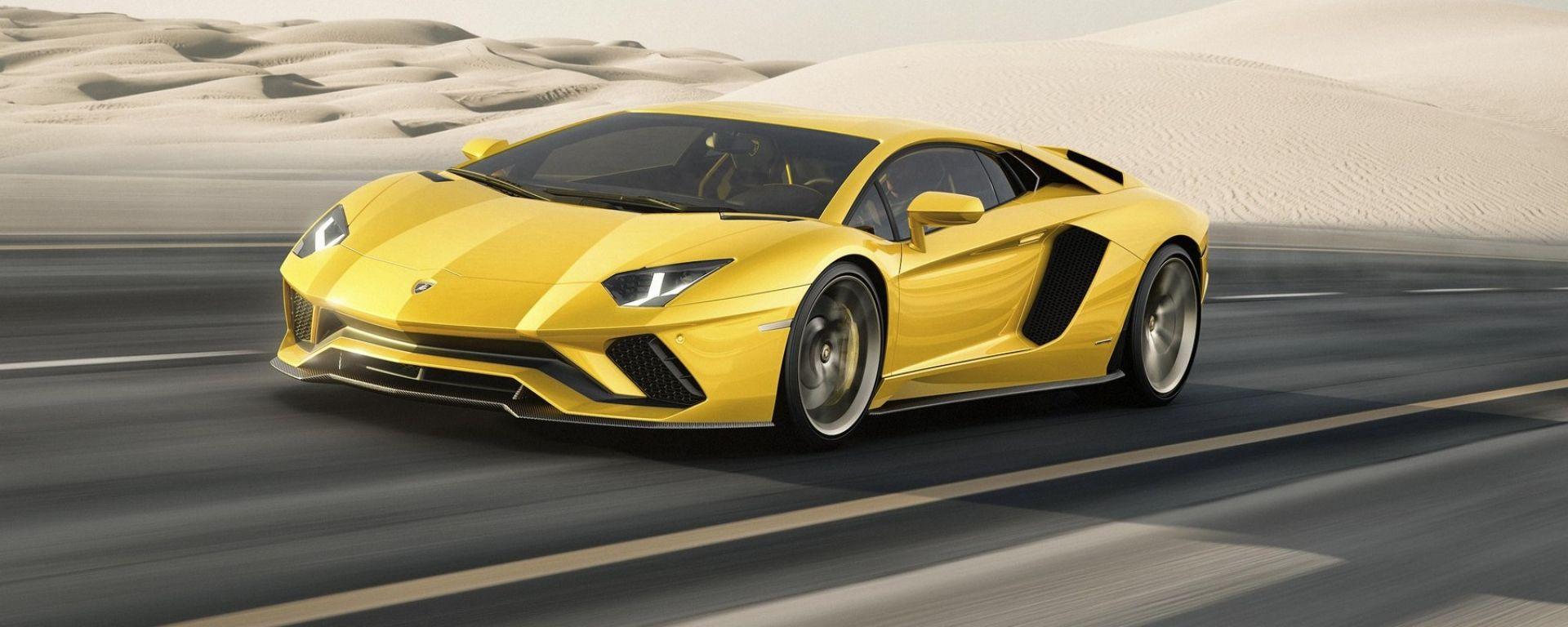 Non si farà una Lamborghini Aventador SV RWS