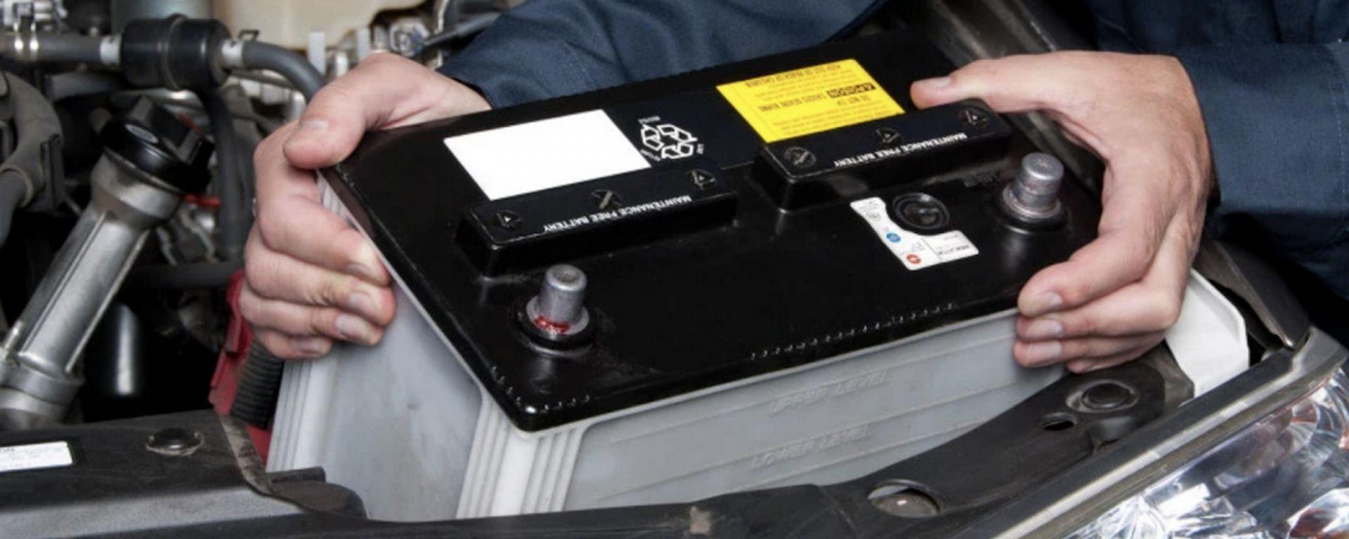 Norauto, servizio di sostituzione batteria a domicilio