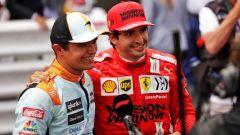 "Norris: ""Ecco perché la gente crede Ricciardo superiore a Sainz"""