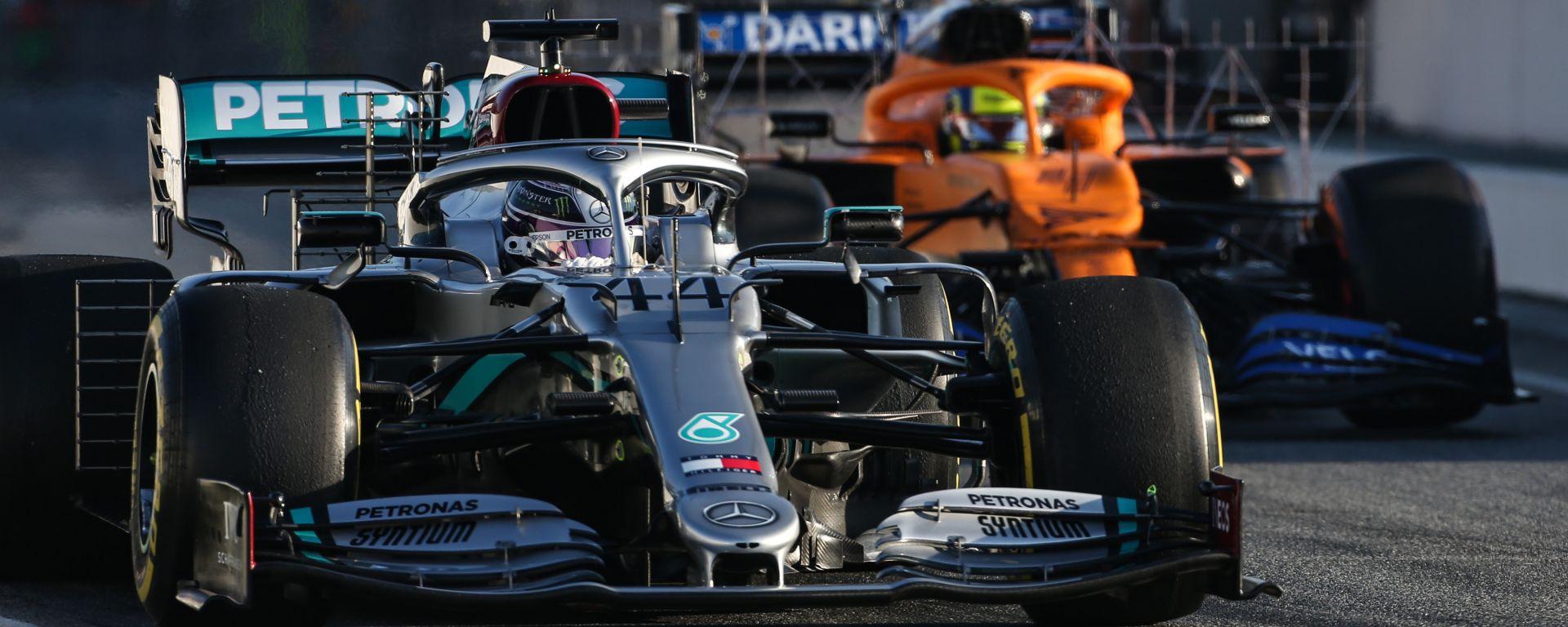 """""""Tante persone non guardano la F1 perché vedono vincere solo la Mercedes"""""""
