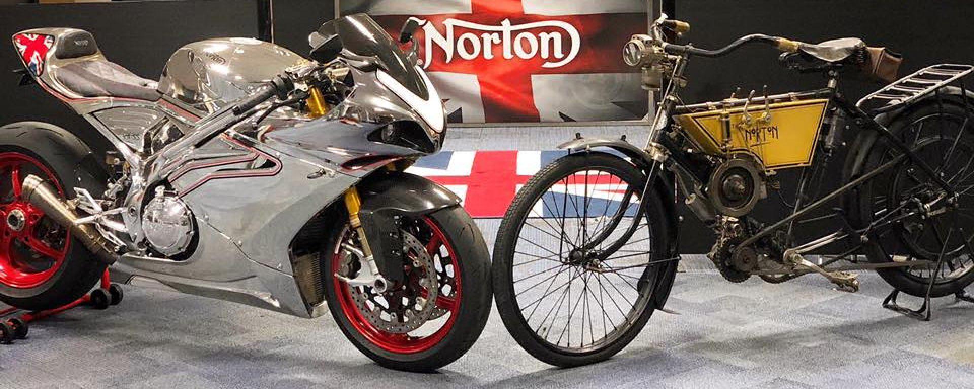 Norton terrà fede alle promesse: i clienti avranno le loro moto