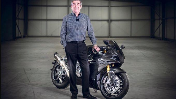Norton: il CEO John Russel