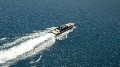Nova Marine Black Shiver 220jet dall'alto