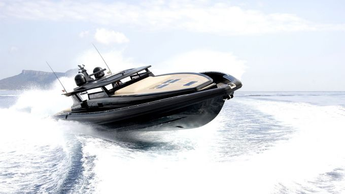 Novamarine Black Shiver 220jet