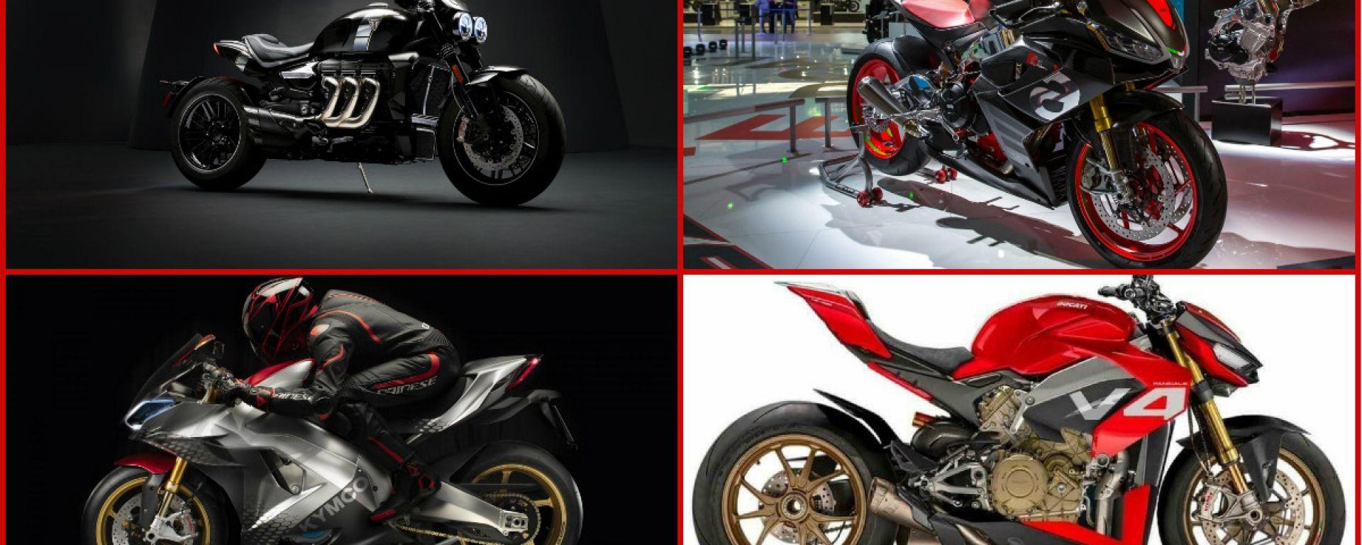 Tra foto spia e prototipi ecco le moto che vedremo nel 2020
