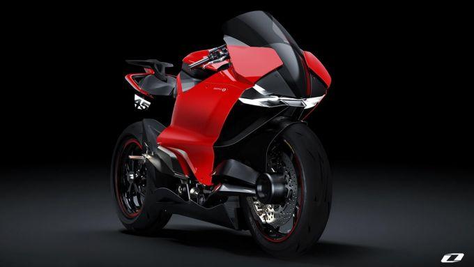 Concept Ducati Elettrica