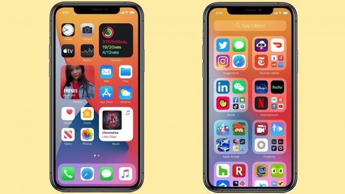 Novità Apple 2020: il nuovo iOS 14