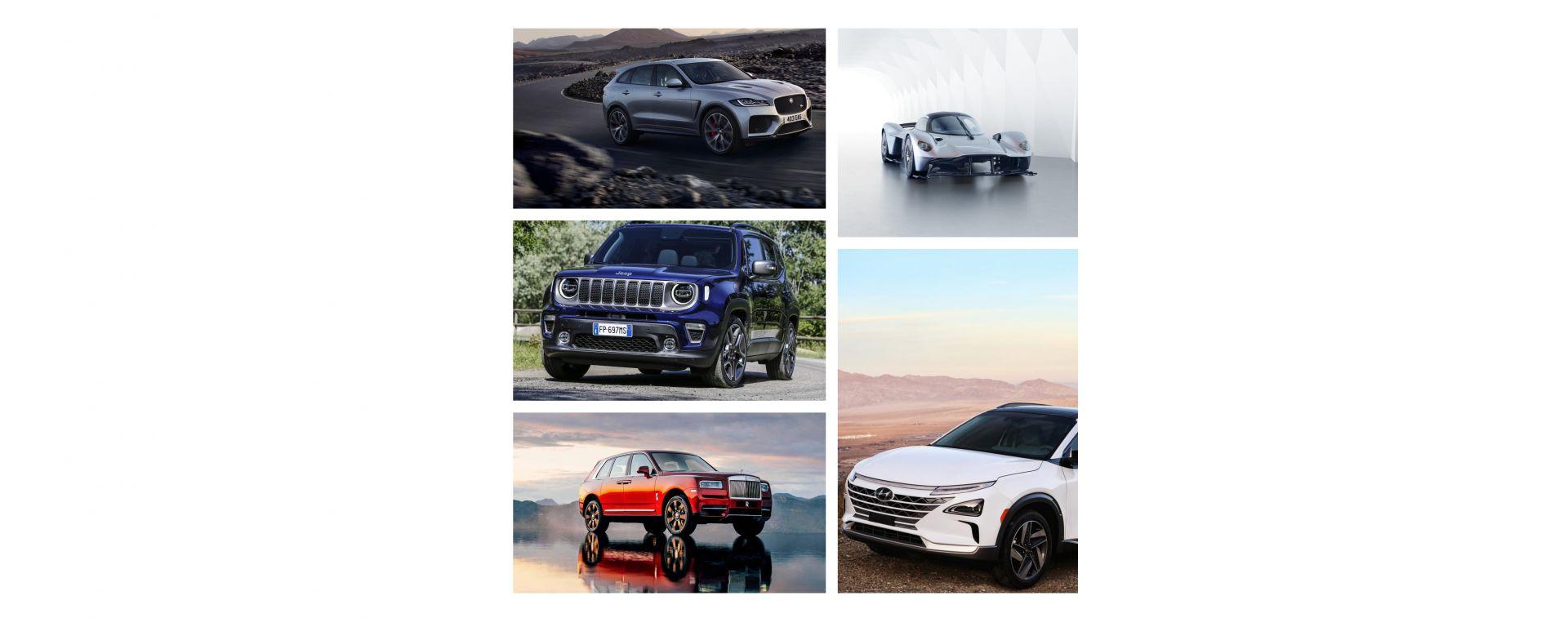 Novità auto 2018: quando escono? Il calendario delle uscite