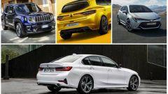 Novità auto 2019: 15 ibride SUV, berline, station wagon