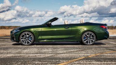Novità autunno 2021 BMW: nuovi motori per BMW Serie 4 Cabrio