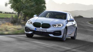 Novità BMW estate 2021: BMW Serie 1