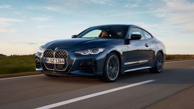 Novità BMW estate 2021: BMW Serie 4
