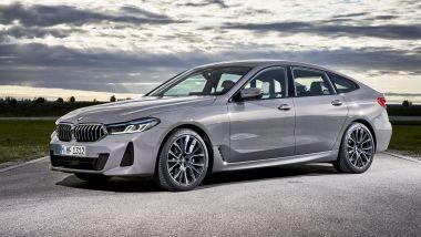 Novità BMW estate 2021: BMW Serie 6 Gran Turismo