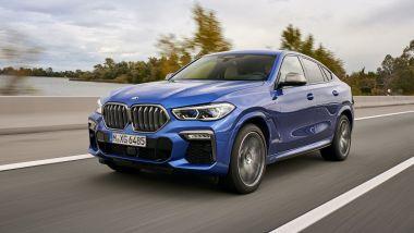 Novità BMW estate 2021: BMW X6
