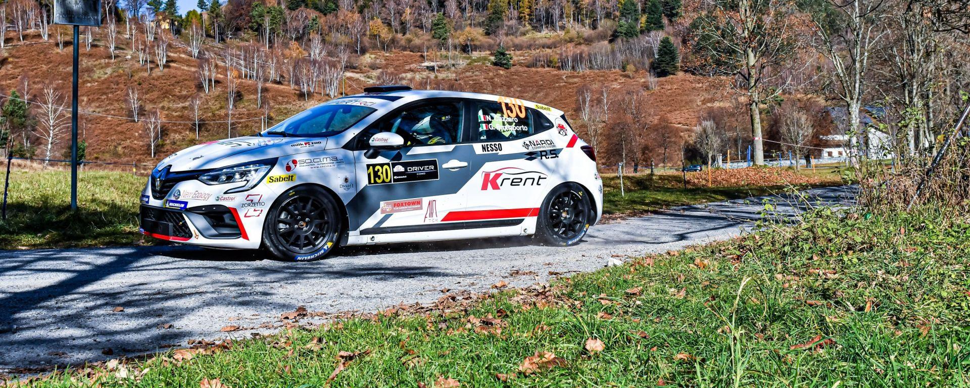 Nuovo format per il Clio Trophy Italia