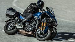Yamaha Niken GT: la moto a tre ruote per girare il mondo [VIDEO] - Immagine: 5