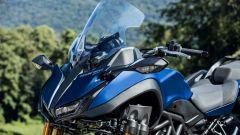 Yamaha Niken GT: la moto a tre ruote per girare il mondo [VIDEO] - Immagine: 13