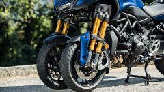 Yamaha Niken GT: la moto a tre ruote per girare il mondo [VIDEO] - Immagine: 16