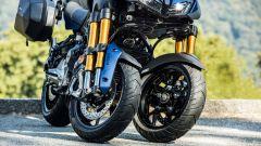 Yamaha Niken GT: la moto a tre ruote per girare il mondo [VIDEO] - Immagine: 22