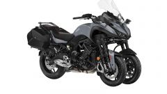 Yamaha Niken GT: la moto a tre ruote per girare il mondo [VIDEO] - Immagine: 23