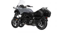 Yamaha Niken GT: la moto a tre ruote per girare il mondo [VIDEO] - Immagine: 25