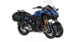 Yamaha Niken GT: la moto a tre ruote per girare il mondo [VIDEO] - Immagine: 26