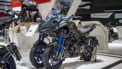 Yamaha Niken GT: la moto a tre ruote per girare il mondo [VIDEO] - Immagine: 1