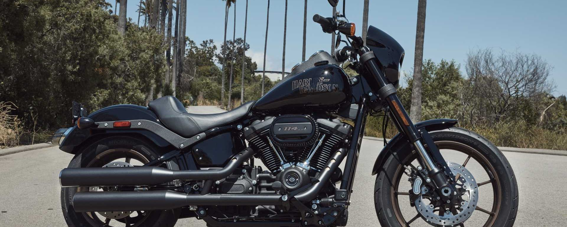 Harley Davidson: svelati i primi modelli 2020 e le tecnologia del futuro