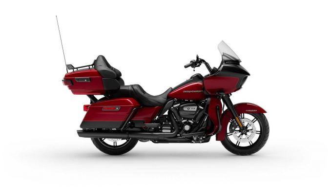 Harley Road Glide Limited