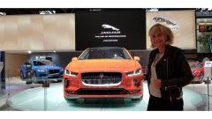 Parigi 2018: le novità Jaguar raccontate da Lidia Dainelli