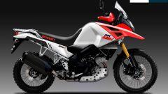 Novità moto Suzuki: in spagna annunciano il ritorno del DR Big