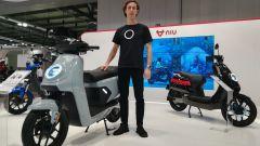 Novità NIU allo stand di EICMA 2019: scooter elettrici e e-bike